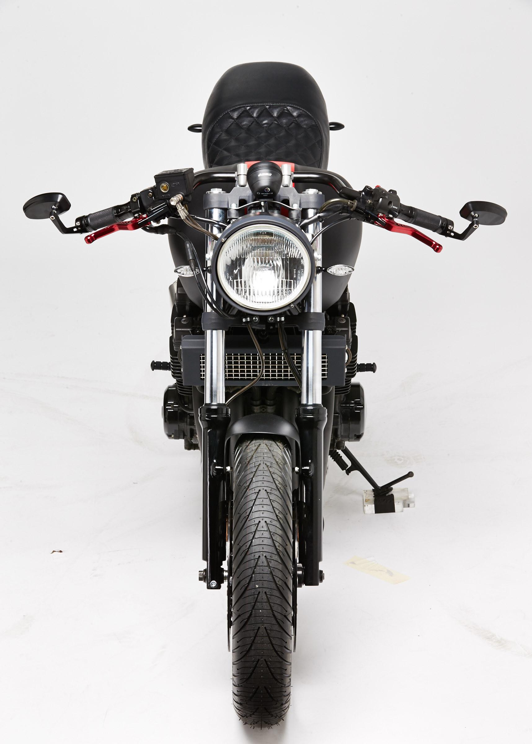 Custom Bikes Mid Life Cycles