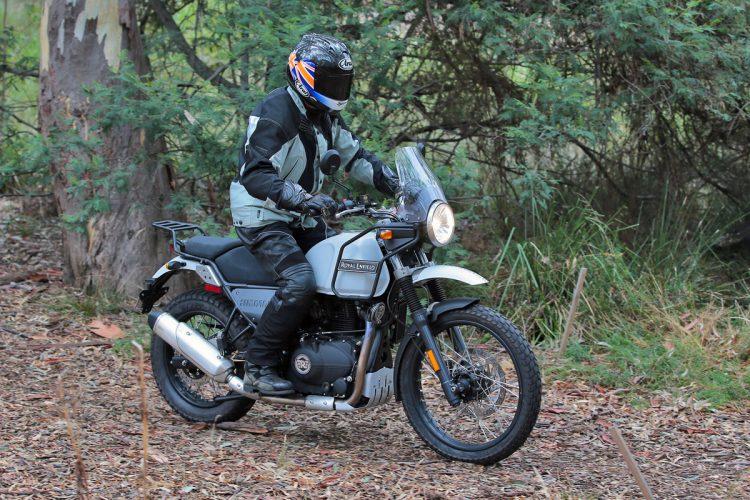 Alan Cathcart Test Rides Royal Enfield Himalayan Mid Life Cycles