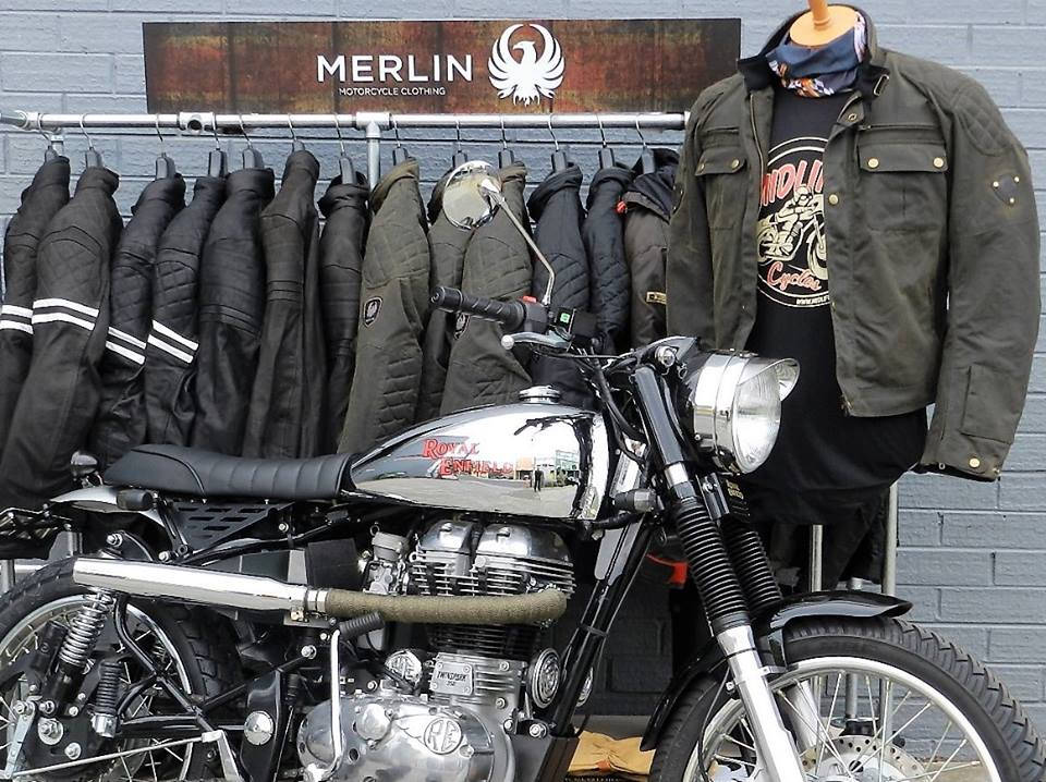 Merlin bike gear
